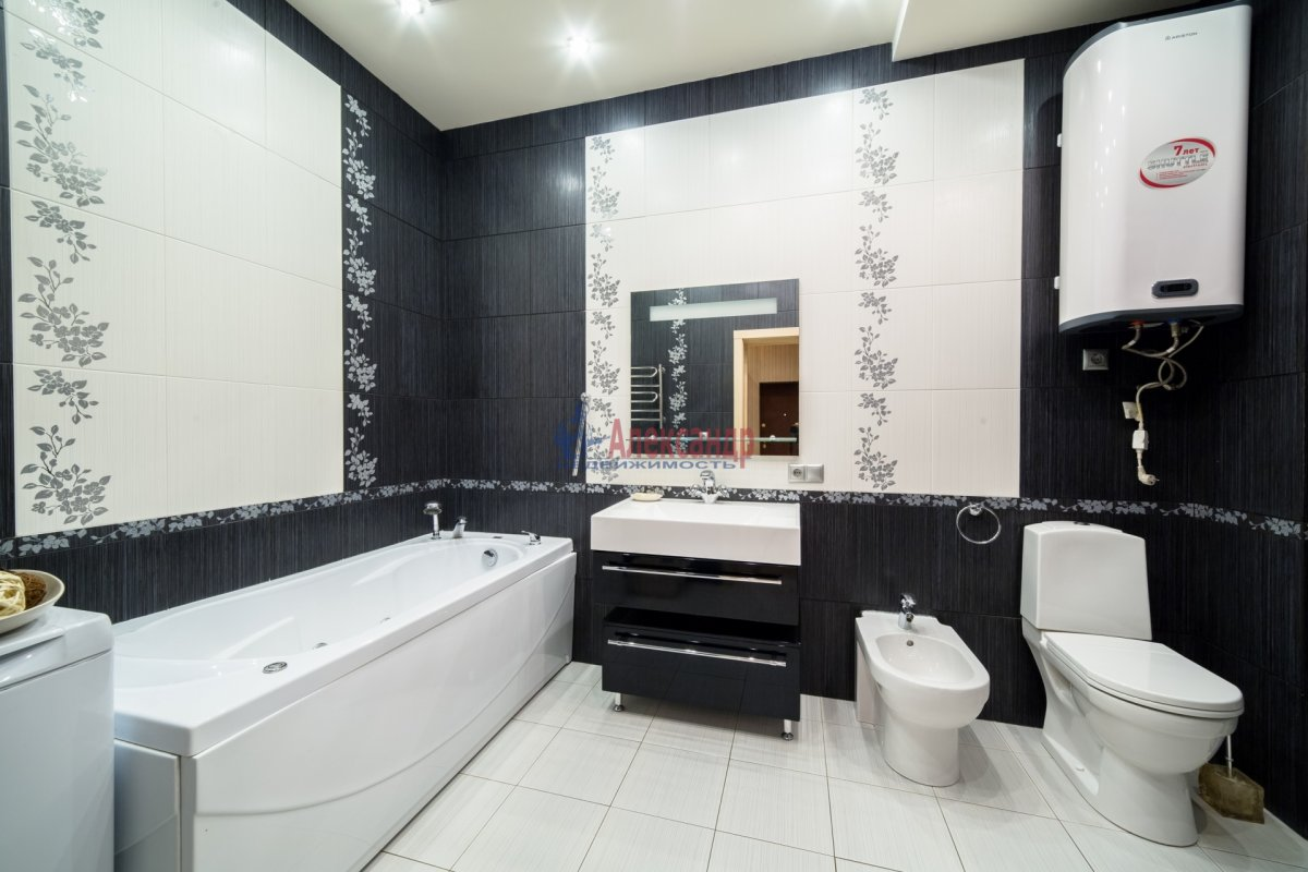 3-комнатная квартира (108м2) в аренду по адресу Введенская ул., 21— фото 12 из 25