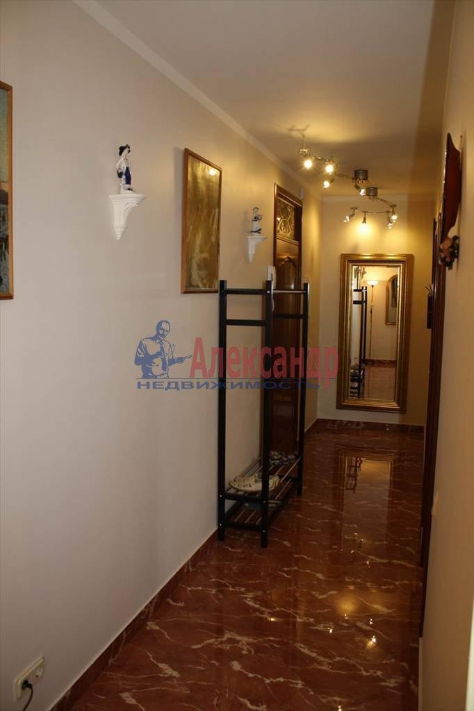 2-комнатная квартира (60м2) в аренду по адресу Мытнинская наб., 7/5— фото 10 из 10