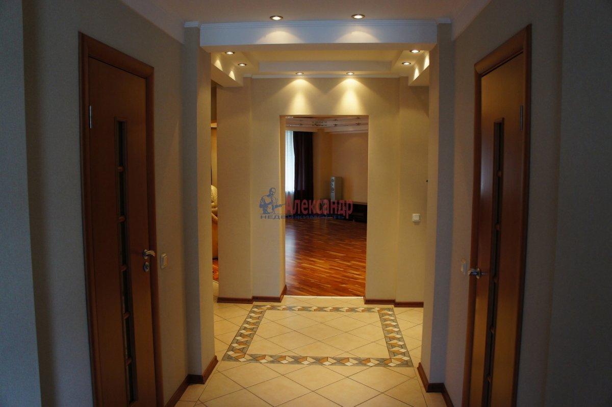 5-комнатная квартира (202м2) в аренду по адресу Дачный пр., 24— фото 21 из 25