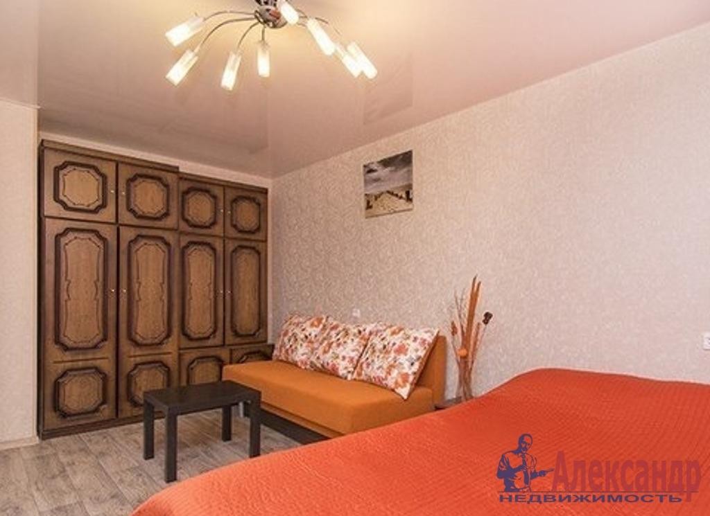 1-комнатная квартира (45м2) в аренду по адресу Будапештская ул., 8— фото 2 из 4