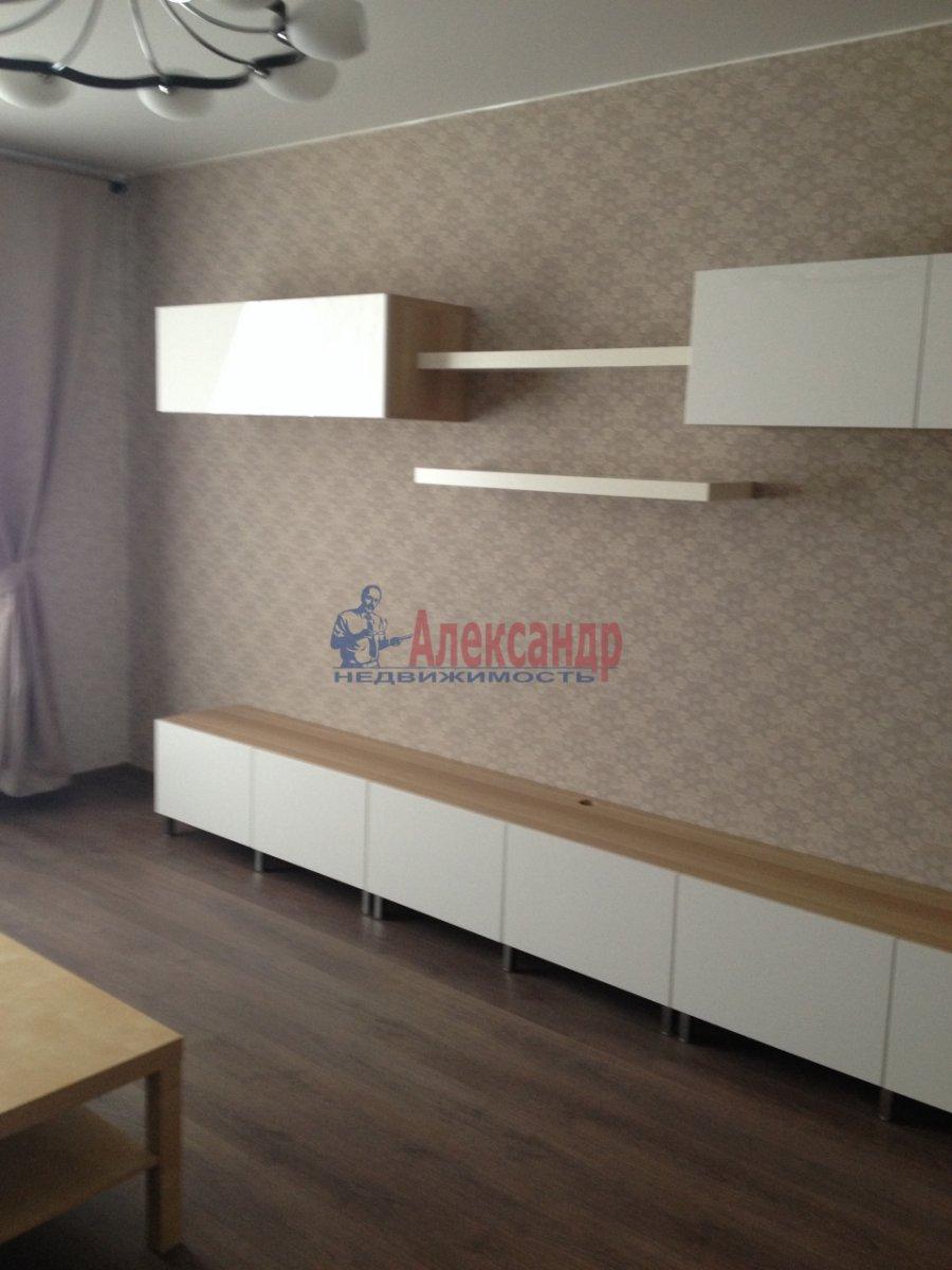 1-комнатная квартира (44м2) в аренду по адресу Просвещения просп., 99— фото 14 из 17
