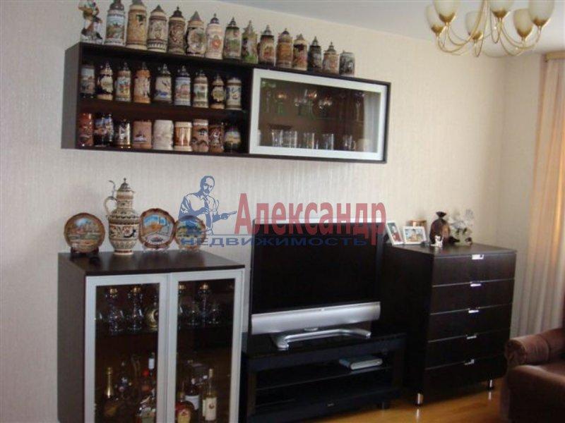 1-комнатная квартира (35м2) в аренду по адресу Мечникова пр., 18— фото 2 из 3