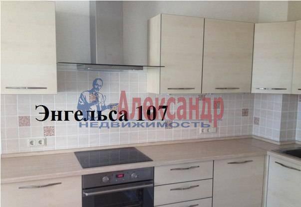1-комнатная квартира (40м2) в аренду по адресу Энгельса пр., 107— фото 6 из 7