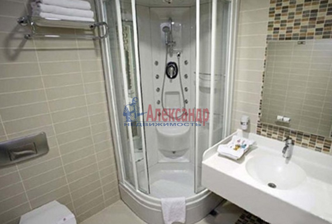 1-комнатная квартира (45м2) в аренду по адресу Железноводская ул., 32— фото 3 из 3