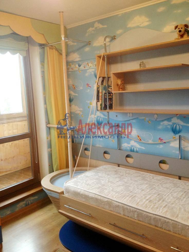 2-комнатная квартира (60м2) в аренду по адресу Испытателей пр., 6— фото 16 из 16