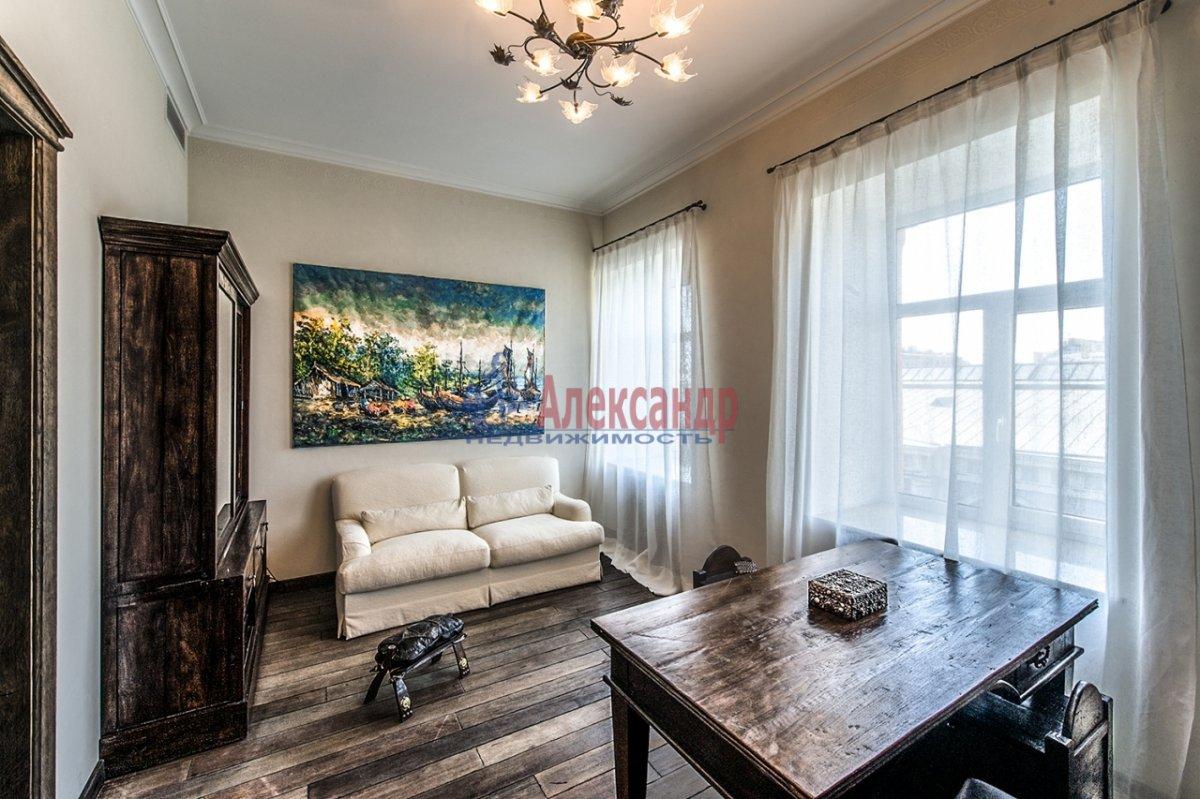 4-комнатная квартира (185м2) в аренду по адресу Якубовича ул., 2— фото 10 из 12