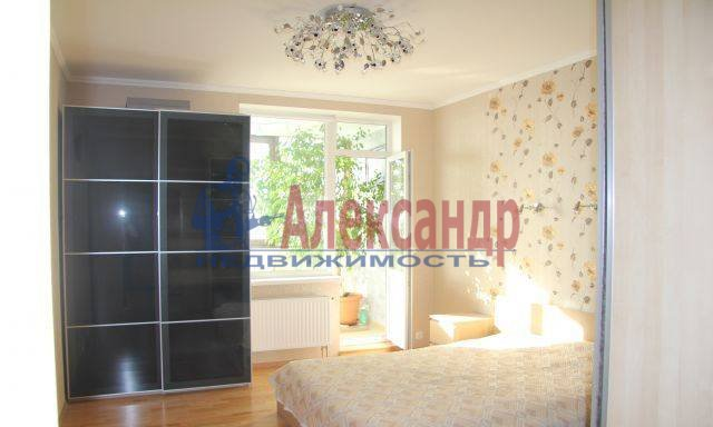 2-комнатная квартира (75м2) в аренду по адресу Приморский пр., 137— фото 2 из 10