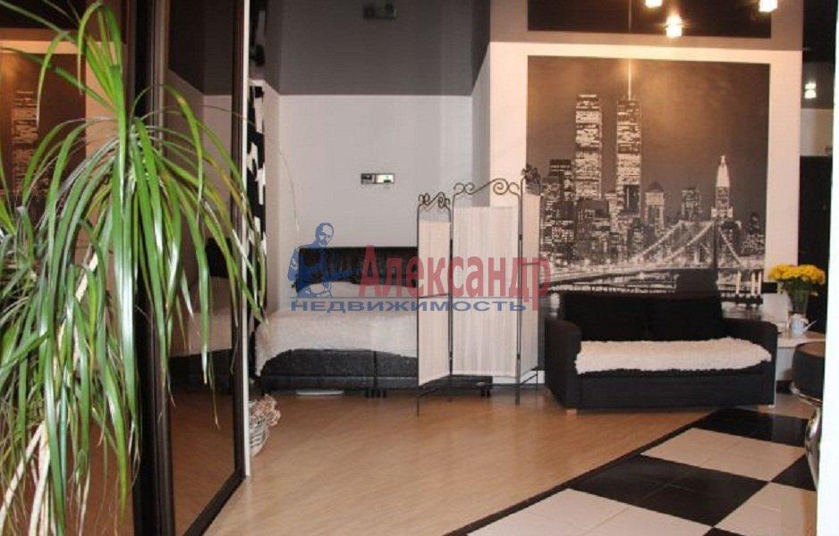 1-комнатная квартира (33м2) в аренду по адресу Гончарная ул., 17— фото 3 из 6