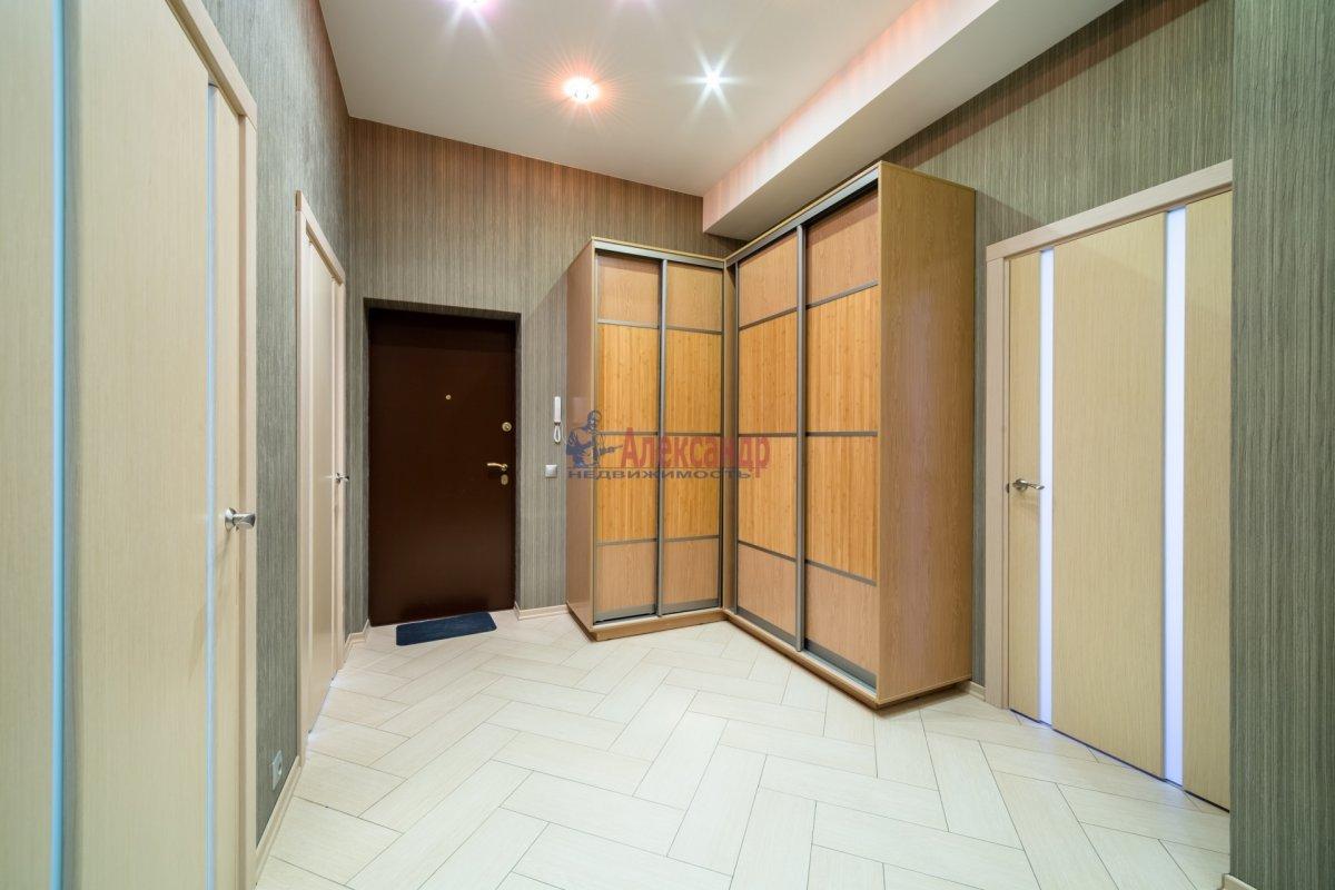 3-комнатная квартира (108м2) в аренду по адресу Введенская ул., 21— фото 14 из 25