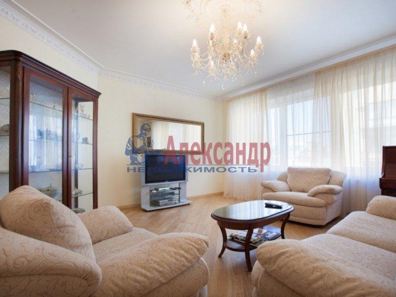 3-комнатная квартира (120м2) в аренду по адресу Парадная ул., 3— фото 2 из 15