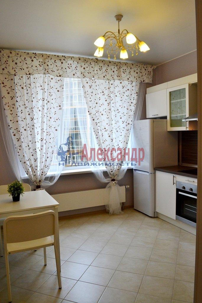 1-комнатная квартира (42м2) в аренду по адресу 1 Рабфаковский пер., 3— фото 13 из 15