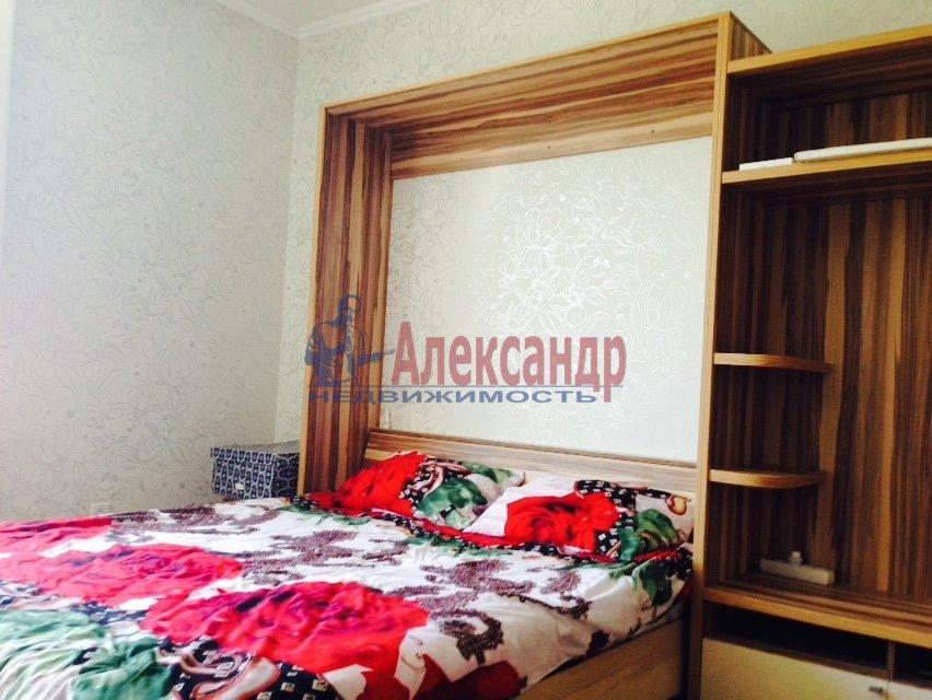 1-комнатная квартира (45м2) в аренду по адресу Петергофское шос., 45— фото 4 из 18