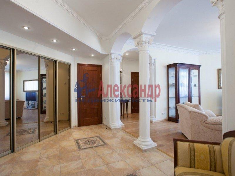 3-комнатная квартира (120м2) в аренду по адресу Парадная ул., 3— фото 3 из 15