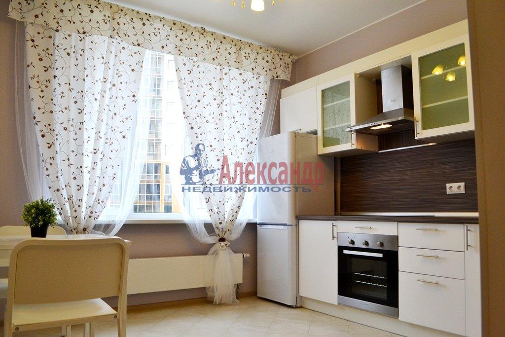 1-комнатная квартира (42м2) в аренду по адресу 1 Рабфаковский пер., 3— фото 1 из 15