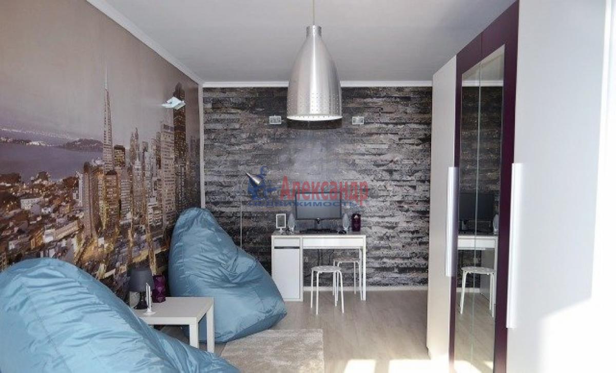 1-комнатная квартира (35м2) в аренду по адресу Стойкости ул., 29— фото 1 из 7