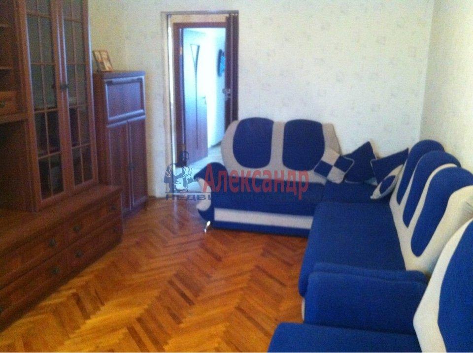 2-комнатная квартира (50м2) в аренду по адресу Большая Пороховская ул.— фото 2 из 7