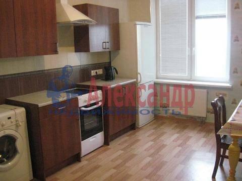 1-комнатная квартира (39м2) в аренду по адресу Вавиловых ул., 7— фото 2 из 3