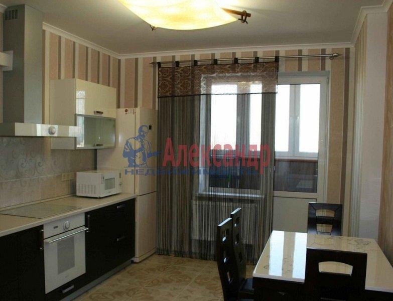 1-комнатная квартира (40м2) в аренду по адресу 5 Предпортовый пр-д, 8— фото 1 из 4