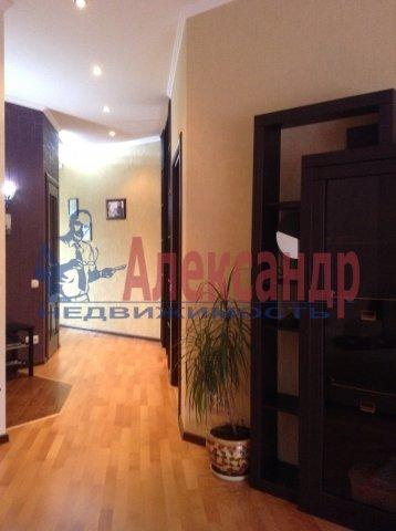 2-комнатная квартира (70м2) в аренду по адресу Науки пр., 17— фото 2 из 6
