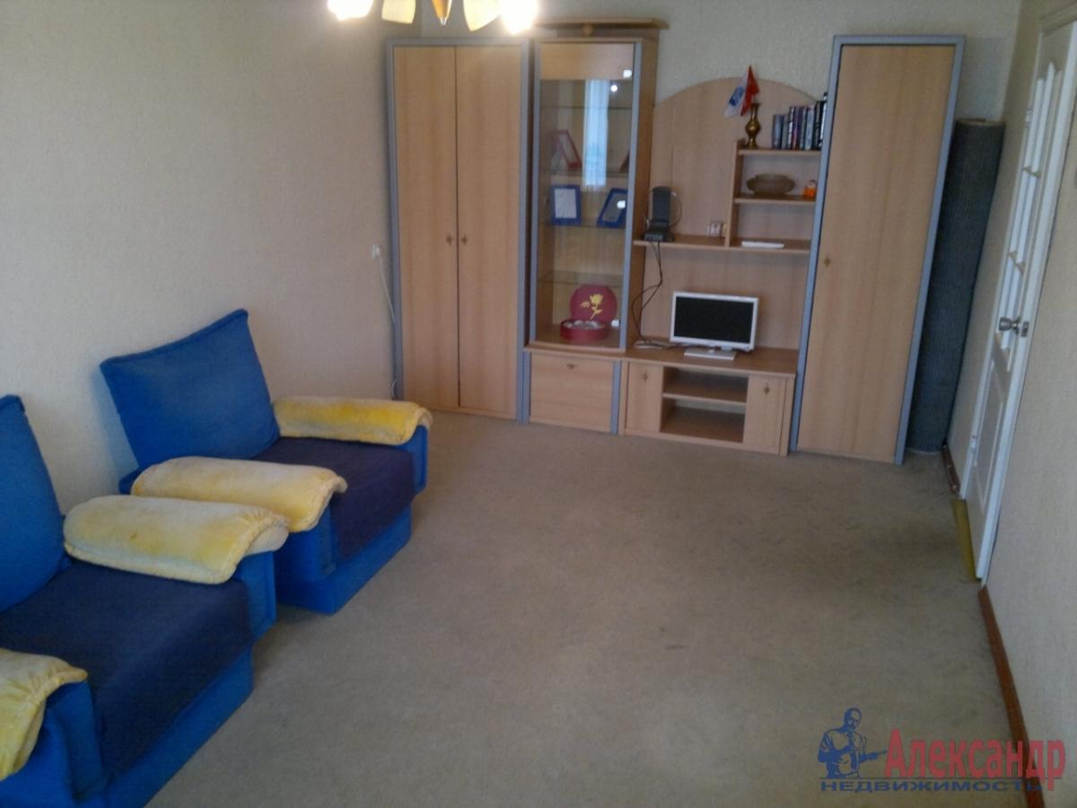 2-комнатная квартира (53м2) в аренду по адресу 2 Муринский пр., 45— фото 2 из 5