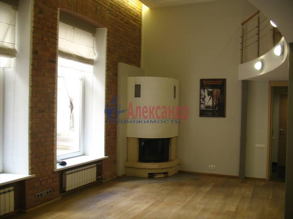 3-комнатная квартира (130м2) в аренду по адресу Миллионная ул.— фото 24 из 45