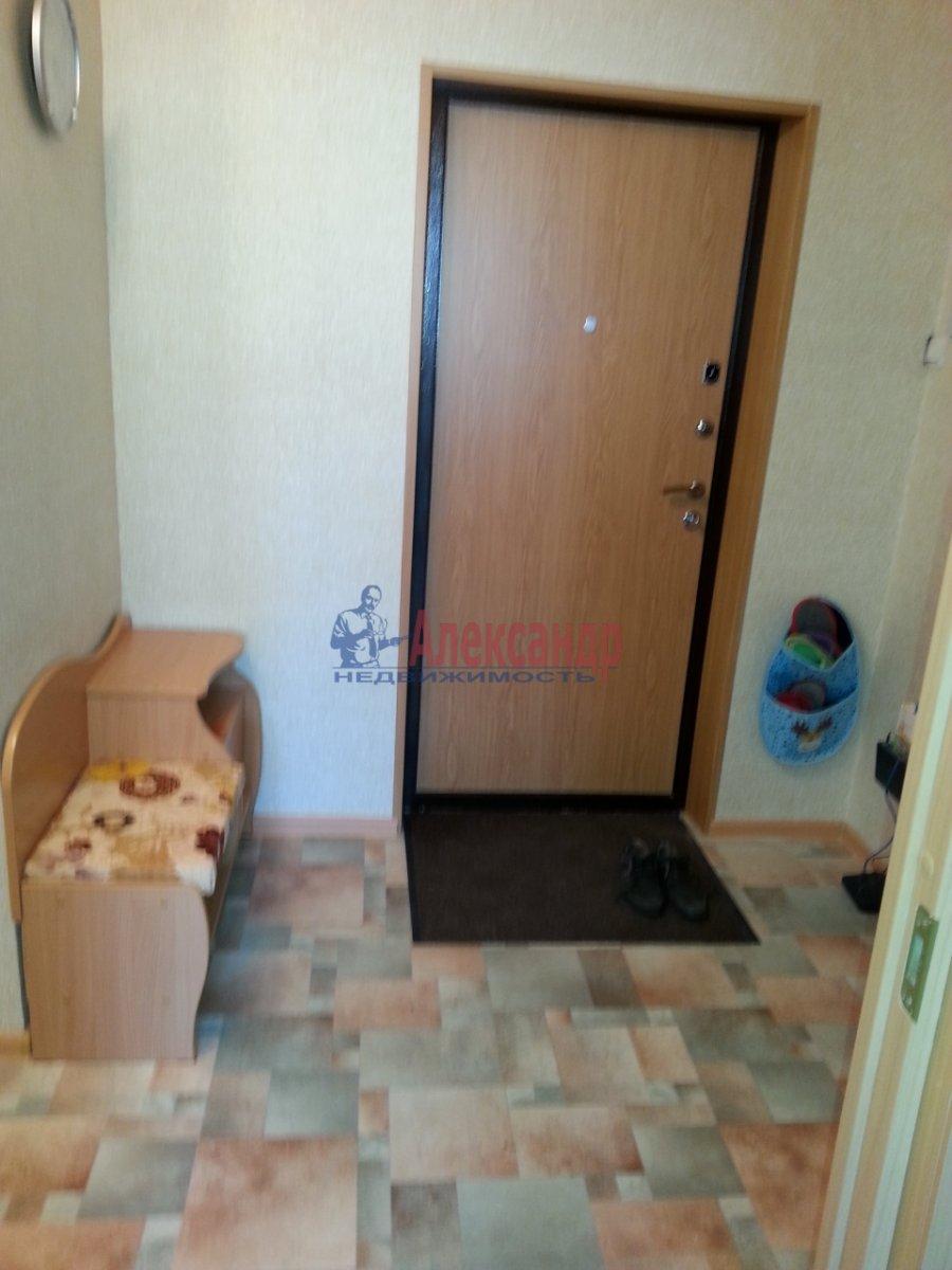 1-комнатная квартира (37м2) в аренду по адресу Парголово пос., Валерия Гаврилина ул., 3— фото 7 из 11