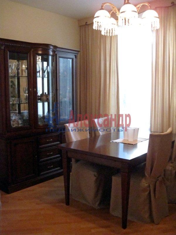 1-комнатная квартира (35м2) в аренду по адресу Спирина ул., 12— фото 1 из 4
