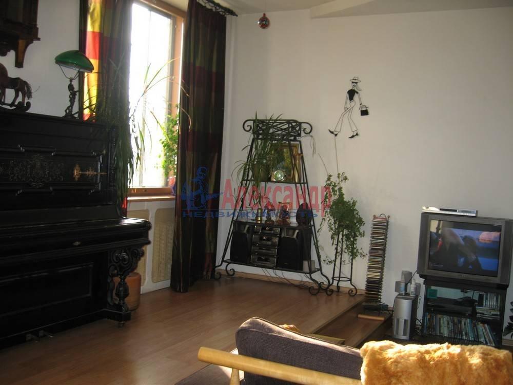 3-комнатная квартира (110м2) в аренду по адресу Ждановская наб., 11— фото 6 из 7