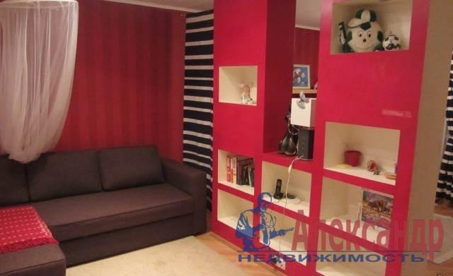 Комната в 3-комнатной квартире (65м2) в аренду по адресу Гагаринская ул., 15— фото 1 из 1