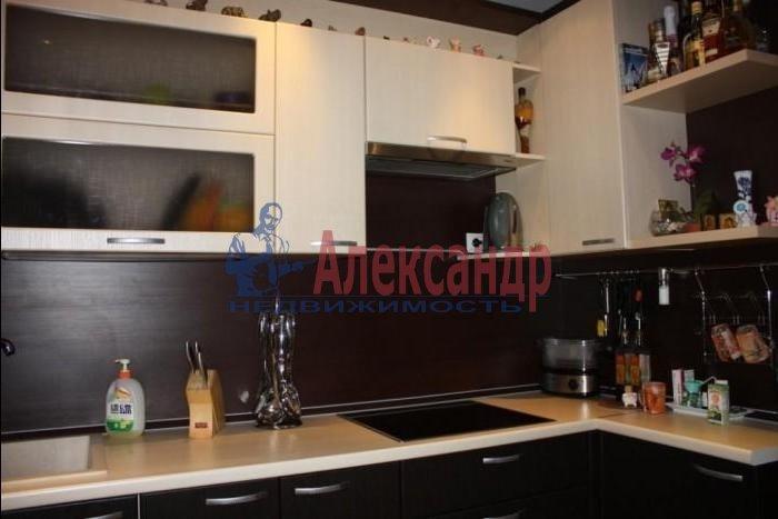 1-комнатная квартира (39м2) в аренду по адресу Просвещения пр., 9— фото 2 из 4