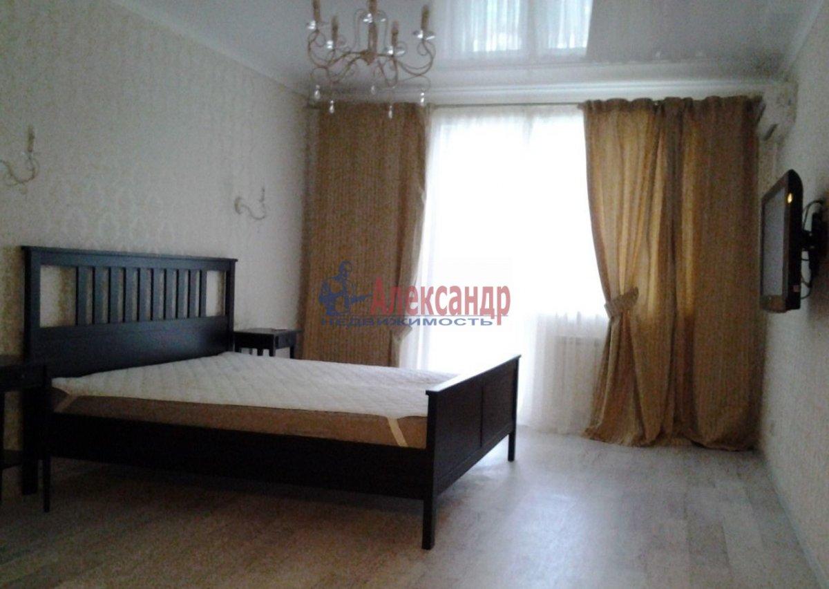 1-комнатная квартира (42м2) в аренду по адресу Гражданский пр., 116— фото 1 из 10