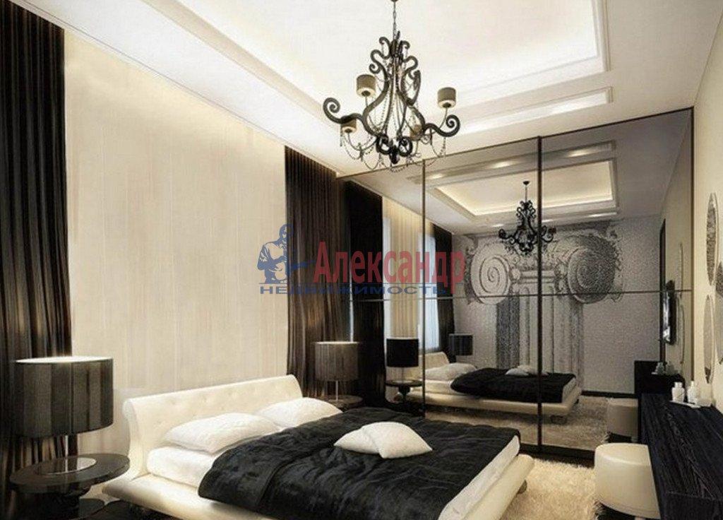 3-комнатная квартира (157м2) в аренду по адресу Воскресенская наб., 4— фото 2 из 3