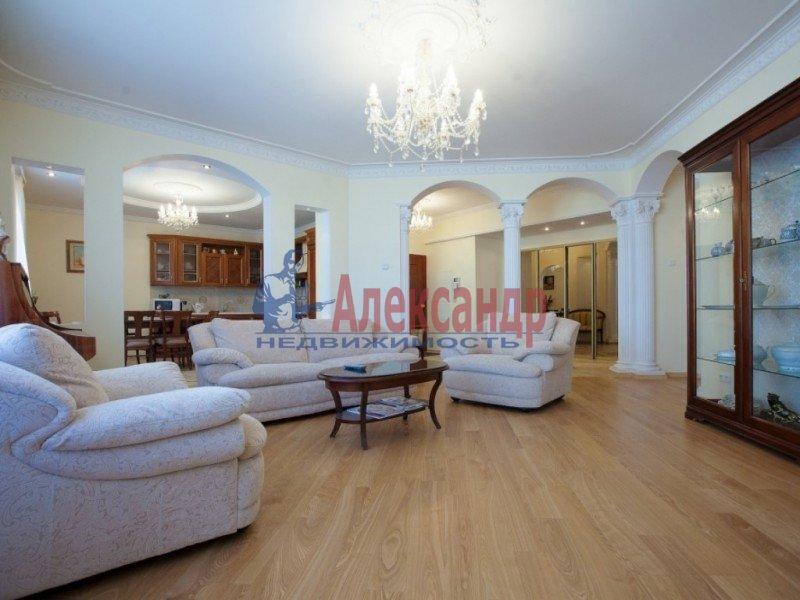 3-комнатная квартира (120м2) в аренду по адресу Парадная ул., 3— фото 6 из 15