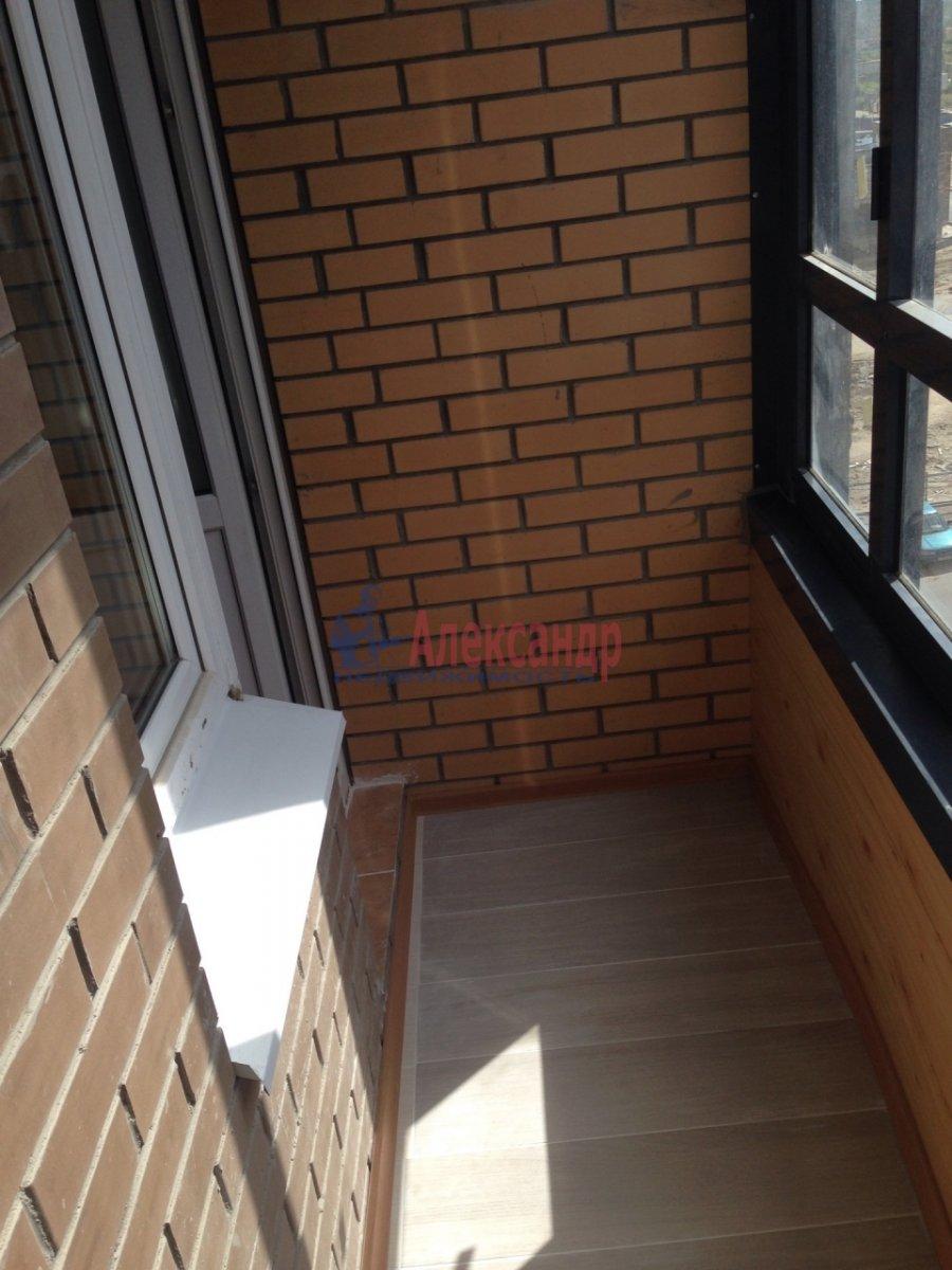 1-комнатная квартира (39м2) в аренду по адресу Парголово пос., Федора Абрамова ул., 16— фото 2 из 11
