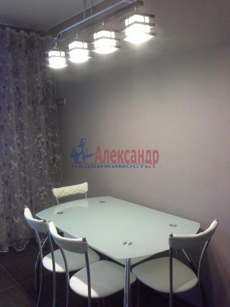 1-комнатная квартира (44м2) в аренду по адресу Белы Куна ул., 1— фото 13 из 14