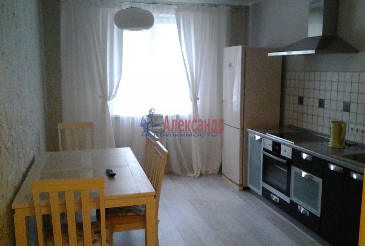 1-комнатная квартира (42м2) в аренду по адресу Гражданский пр., 116— фото 2 из 10