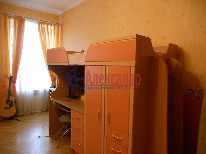 3-комнатная квартира (90м2) в аренду по адресу Пушкинская ул., 18— фото 10 из 13