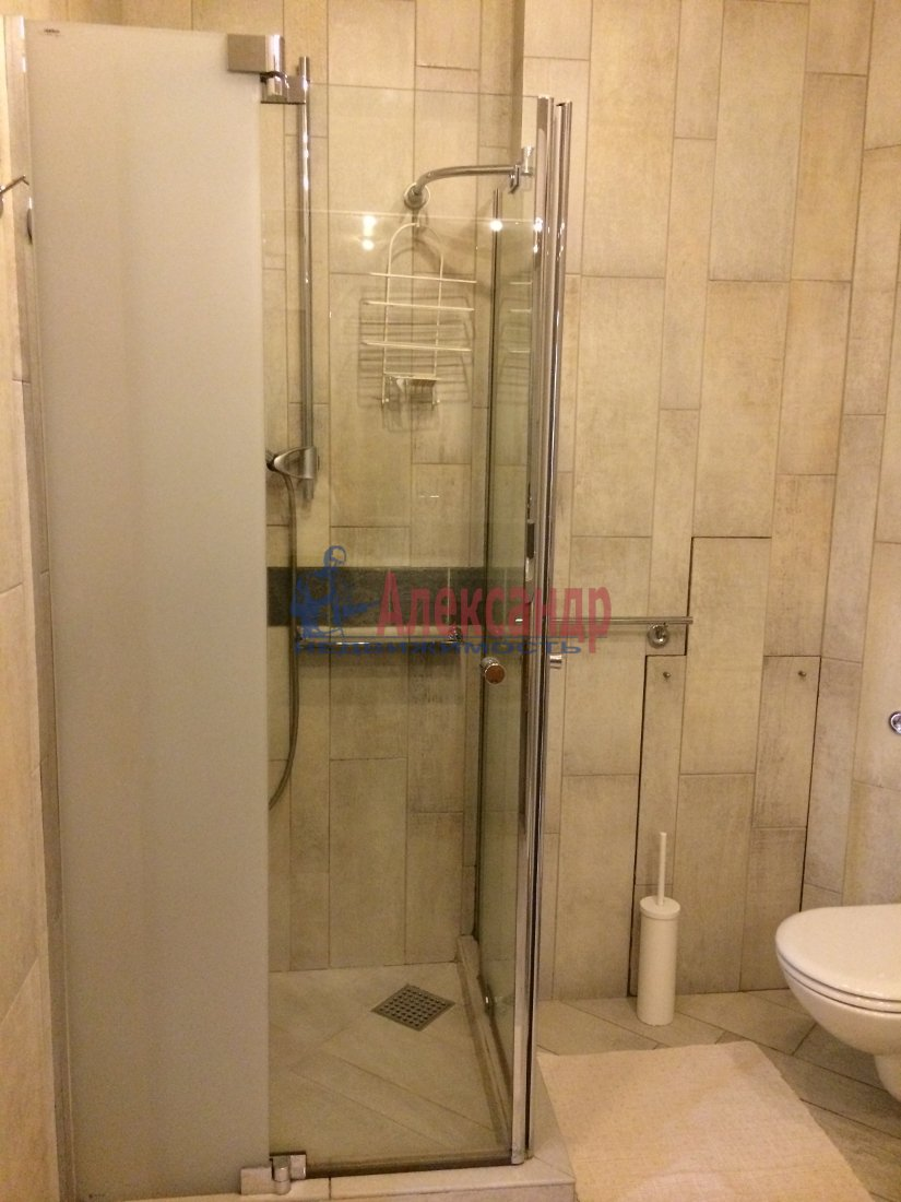 3-комнатная квартира (100м2) в аренду по адресу Московский просп., 173— фото 8 из 18
