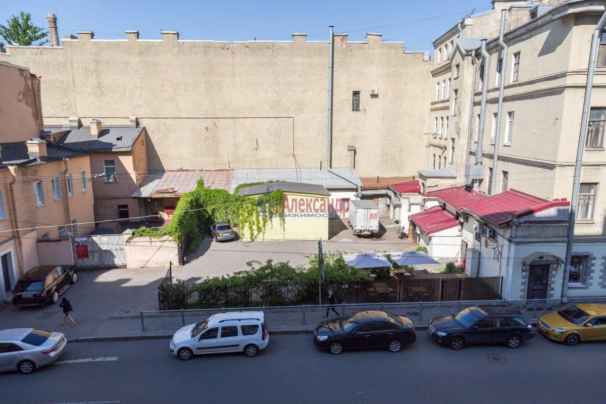 3-комнатная квартира (108м2) в аренду по адресу Введенская ул., 21— фото 17 из 25