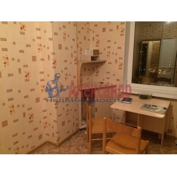 1-комнатная квартира (38м2) в аренду по адресу Шуваловский пр., 37— фото 6 из 10