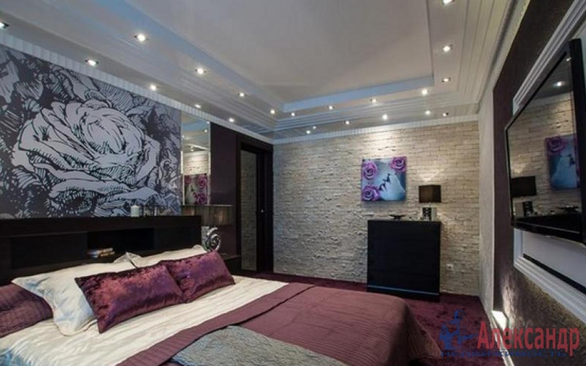 3-комнатная квартира (145м2) в аренду по адресу Морской пр., 24— фото 2 из 4