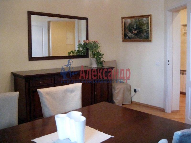 1-комнатная квартира (35м2) в аренду по адресу Спирина ул., 12— фото 3 из 4