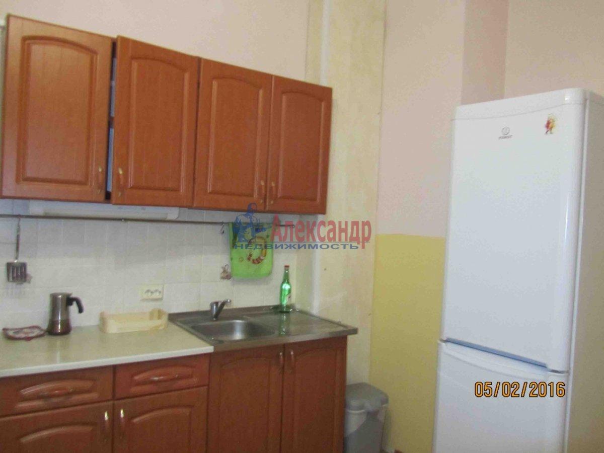 1-комнатная квартира (50м2) в аренду по адресу Манчестерская ул., 10— фото 1 из 10