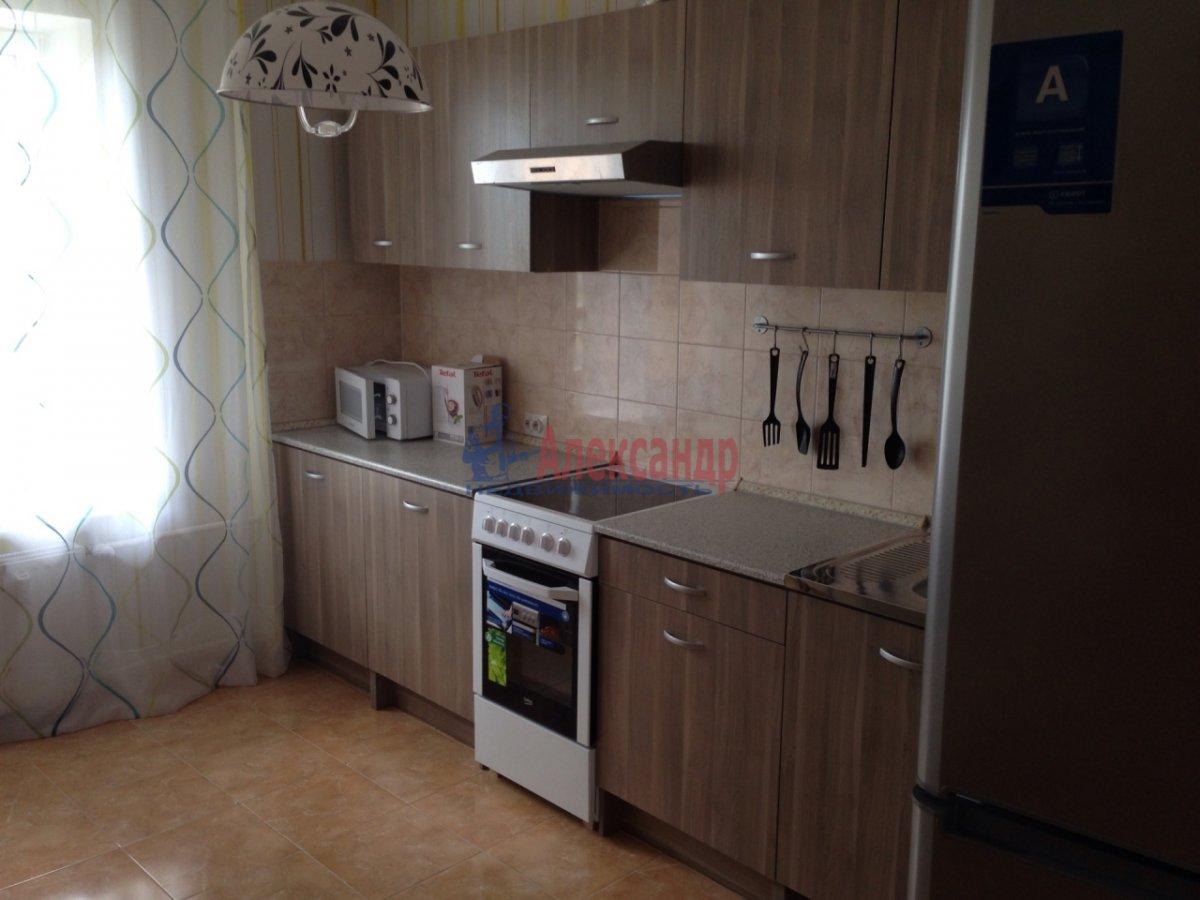 1-комнатная квартира (39м2) в аренду по адресу Парголово пос., Федора Абрамова ул., 16— фото 1 из 11