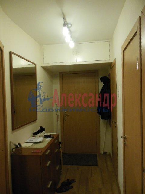 1-комнатная квартира (41м2) в аренду по адресу Димитрова ул., 2— фото 3 из 4