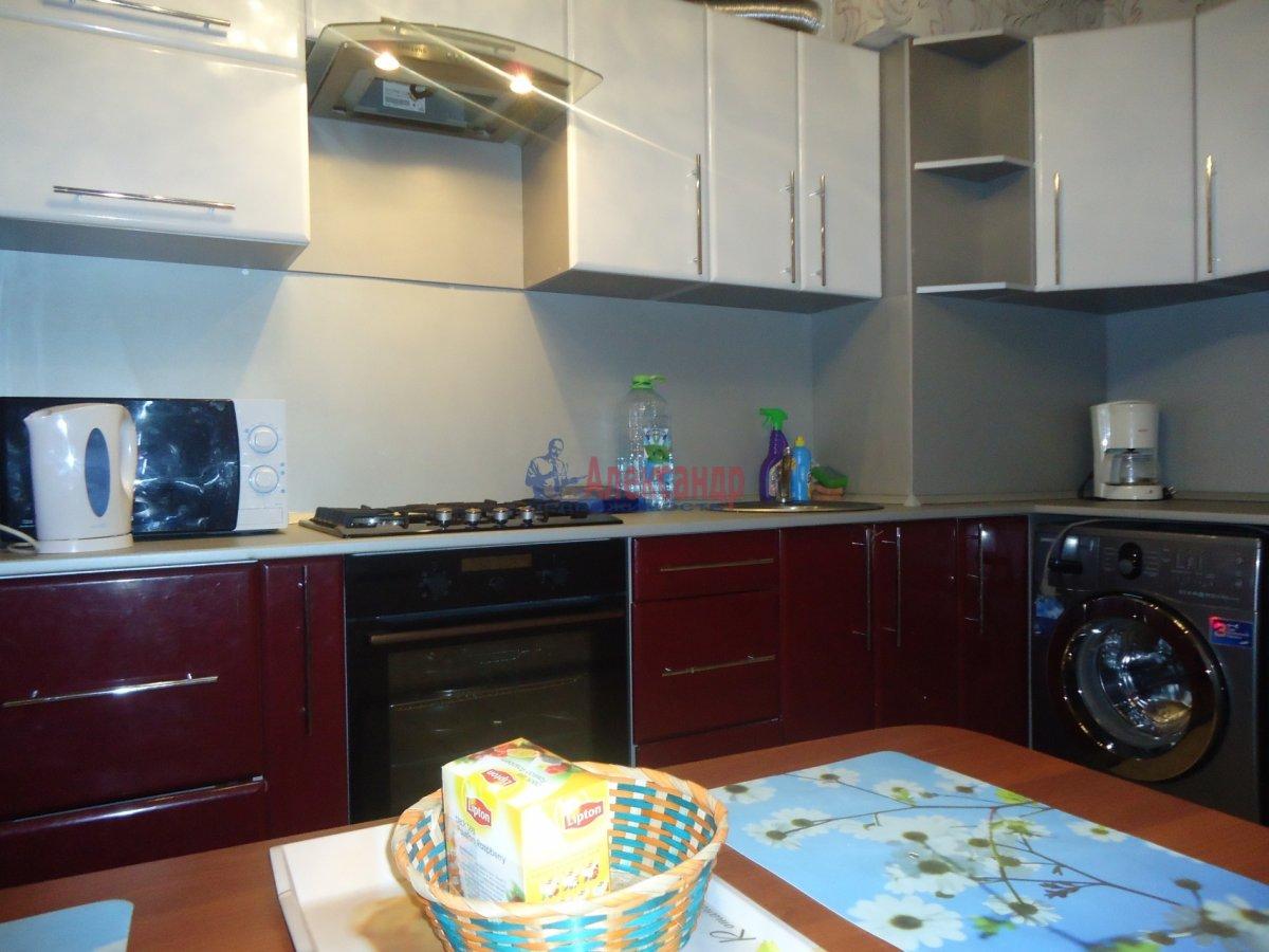 1-комнатная квартира (42м2) в аренду по адресу Просвещения пр., 99— фото 1 из 2