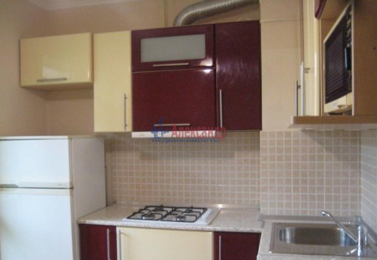 1-комнатная квартира (31м2) в аренду по адресу Туристская ул., 10— фото 3 из 4
