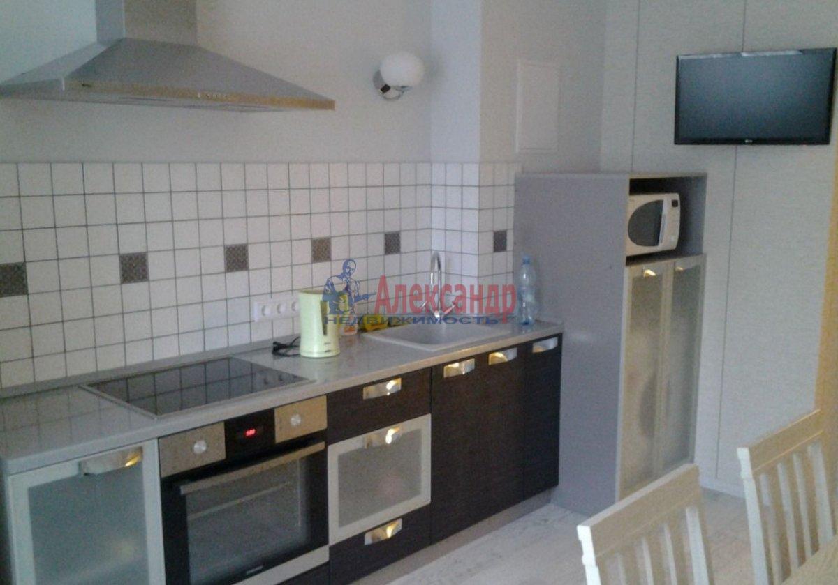 1-комнатная квартира (42м2) в аренду по адресу Гражданский пр., 116— фото 4 из 10