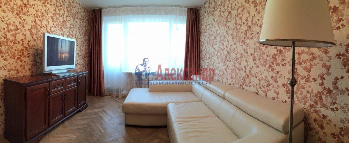 2-комнатная квартира (55м2) в аренду по адресу Манчестерская ул., 12— фото 3 из 6