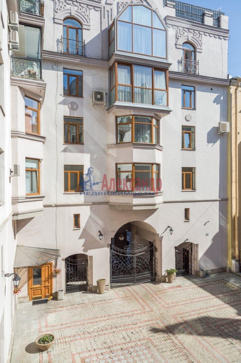 3-комнатная квартира (108м2) в аренду по адресу Введенская ул., 21— фото 18 из 25